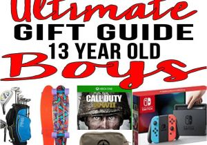 Gift Ideas For 12 Year Old Boy Birthday Best Gifts 13 Boys