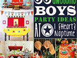 Gift Ideas for 12 Year Old Boy Canada 50 Awesome Boys Birthday Party Ideas I Heart Naptime