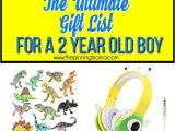 Gift Ideas for 12 Year Old Boy Philippines the Ultimate Gift List for A 2 Year Old Boy the Pinning Mama