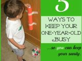 Gift Ideas for A 13 Year Old Daughter toddler Time 5 Ways to Keep A 1 Year Old Busy the Measured Mom