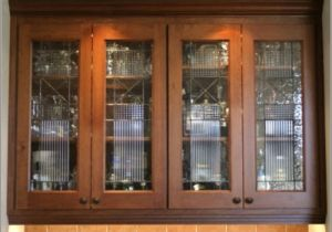 Glass Cabinet Door Inserts Online Diy Changing Solid Cabinet Doors