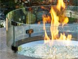 Glass Windscreen for Fire Pit Glass Windscreen for Fire Pit Fire Pit Windshields