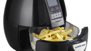 Gowise Usa 5.8-qt Programmable 8-in-1 Air Fryer Xl Gowise Usa 8 In 1 Electric Digital Programmable Air Fryer