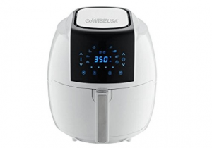 Gowise Usa Air Fryer 5.8 Qt Review Best Air Fryers for Your Kitchen Pros Cons Of Air