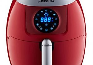 Gowise Usa Air Fryer 5.8 Qt Review Gowise Usa 5 8 Quart Programmable 7 In 1 Air Fryer