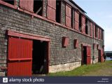 Grand Manan Real Estate Sardine Cans Stockfotos Sardine Cans Bilder Alamy