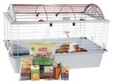 Guinea Pig Cage Store Coupon Living World Guinea Pig Starter Kit White Target