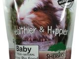 Guinea Pig Chew toys Amazon Amazon Com Sherwood Baby Guinea Pig Food No soy Wheat or Corn