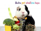 Guinea Pig toys Amazon Rlley Mini Shopping Carts toy Hamster toy Hedgehog toys Chinchilla