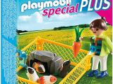 Guinea Pig toys On Amazon Amazon Com Playmobil Girl and Guinea Pigs toys Games