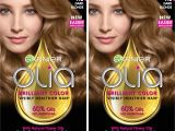 Hair Color Tube Storage Ideas Amazon Com Garnier Olia Ammonia Free Hair Color Olia 8 0 Medium