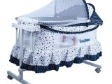 Half Baby Crib attached to Bed Buy Goodluck Baybee New Born Baby Cradle for Kids Baby Bed