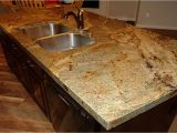 Half Bullnose Edge Granite Countertops Lapidus Granite with Mitered Edge Kitchens Pinterest Granite