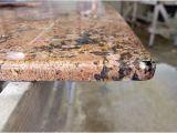 Half Bullnose Edge Granite Pictures Cabernet Bordeaux Granite for A Condo Kitchen