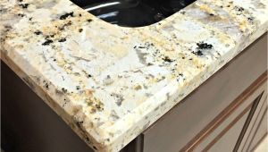 Half Bullnose Granite Edge Our Beautiful River White Granite Countertops Maybe Granite