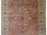 Hand Tufted Vs Hand Knotted Antique Sarouk Rugs Gallery Antique Sarouk Rug Hand Knotted In