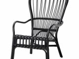 Hanging Egg Chair Ikea Australia Storsele Armchair Black Rattan Furniture Love Ikea Chair