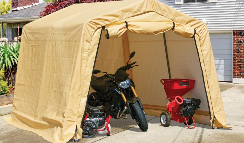 Harbor Freight Portable Garage Replacement Cover 10 Ft X ...