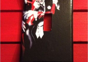 Harley Quinn Bedroom Ideas Light Switch Cover Harley Quinn and Joker Light Switch