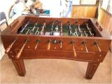 Harvard Foosball Table Models Harvard Foosball Table solid Made Of Walnut Wood 200