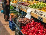 Health Food Stores Reno Market Tirana Albania Stockfotos Market Tirana Albania Bilder Alamy