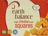 Healthy Food Stores Reno Amazon Com Earth Balance Vegan Cheddar Flavor Squares 6 Oz 2 Pack