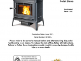 Hearthstone Wood Stoves Parts Diagram Heritage Pellet 8091 Illustrated Parts List Manualzz Com