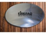 Heat Shield for Fire Pit On Deck Can I Use A Fire Pit On My Deck Outdoor Fire Pits
