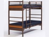 Heavy Duty Metal Bunk Bed Frames Intensive Use Residential and Dormitory Furniture