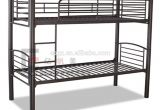 Heavy Duty Metal Bunk Beds Metal Heavy Duty Adult Iron Steel Double Bunk Bed for