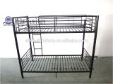 Heavy Duty Metal Bunk Beds Twin Over Twin Metal Heavy Duty Adult Iron Steel Double Bunk Bed for