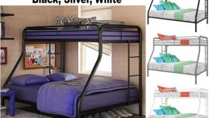 Heavy Duty Metal Twin Bunk Beds Twin Over Full Size Metal Bunk Bed Beds Heavy Duty Sturdy