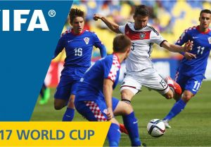 Highlights Of Mexico Vs Belgium Highlights Croatia V Germany Fifa U17 World Cup Chile 2015 Youtube
