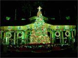 Holiday Light Show atlanta Botanical Gardens top 10 Places Around atlanta to Celebrate the Holidays