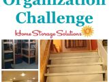Home Storage solutions 101 Calendar Basement organization with Step by Step Instructions