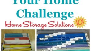 Home Storage solutions 101 organized Home How to organize Files In Your Home to Find Things when You Need them