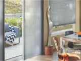 Honeycomb Shades with Vertiglide Vertical Shade Operating System Vertiglidea Hunter Douglas