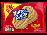Honolulu Cookie Company Free Shipping Nutter butter Cookies Family Size 16 Oz Walmart Com