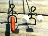 Hot Dog Holder Crossword Hot Dog Marshmallow Roaster Tuckertown forge