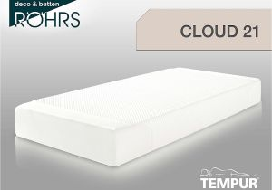 How Much Does A Tempur Pedic King Mattress Weigh Tempur Cloud Matras Better Matraten Luxus Herrlich Matratzen Preis