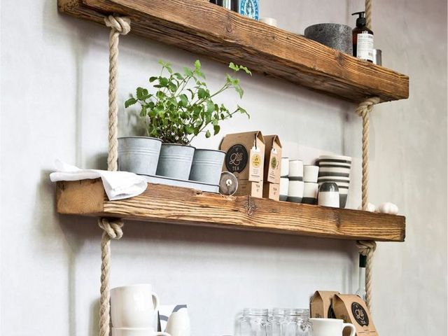 How To Decorate A Half Wall Ledge Easy And Stylish Diy Wooden Wall