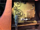 How to Fix An Overwound Clock How to Easily Clean Fix Your Clock Movement Youtube