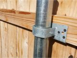 How to Install Chain Link Fence On Uneven Ground Convert Chain Link Fence to Wood Wood Boring Insects Yard Projects