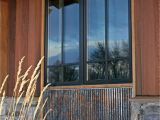 How to Install Corrugated Metal Wainscoting Rustic Corrugated Metal with Special Patina by Bridger Steel