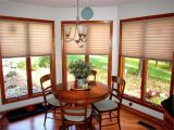 How to Lower Allen Roth Cordless Blinds Pleated Shades In A Dining Room Pleated Shades Pinterest