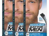 How to Make Beard Hair soft Like Head Hair Amazon Com Just for Men Mustache Beard Brush In Color Gel Light