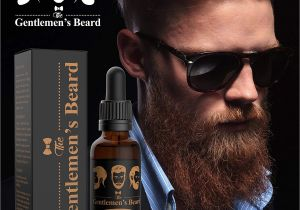 How to Make Beard Hair soft Like Head Hair Amazon Com the Gentlemen S Beard Premium Beard Oil Leave In