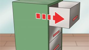 How to Pick A Cabinet Lock with A Paperclip How to Pick and Open A Locked Filing Cabinet Wikihow
