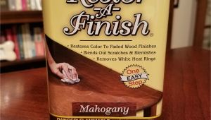 Howard Restor A Finish Reviews My Customer Review Of Howard Restor A Finish Renee Romeo