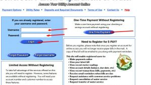 Http Waterbill Jeffparish Net Jefferson Parish Water Bill Payment Learn How to Pay